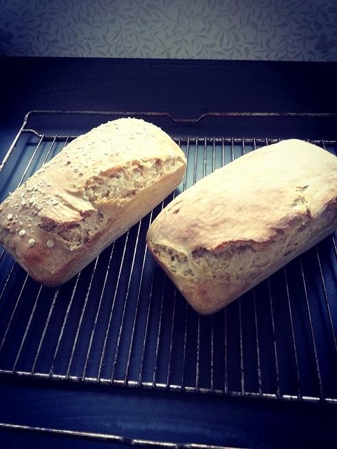Hvordan bake surdeigsbrød på slump