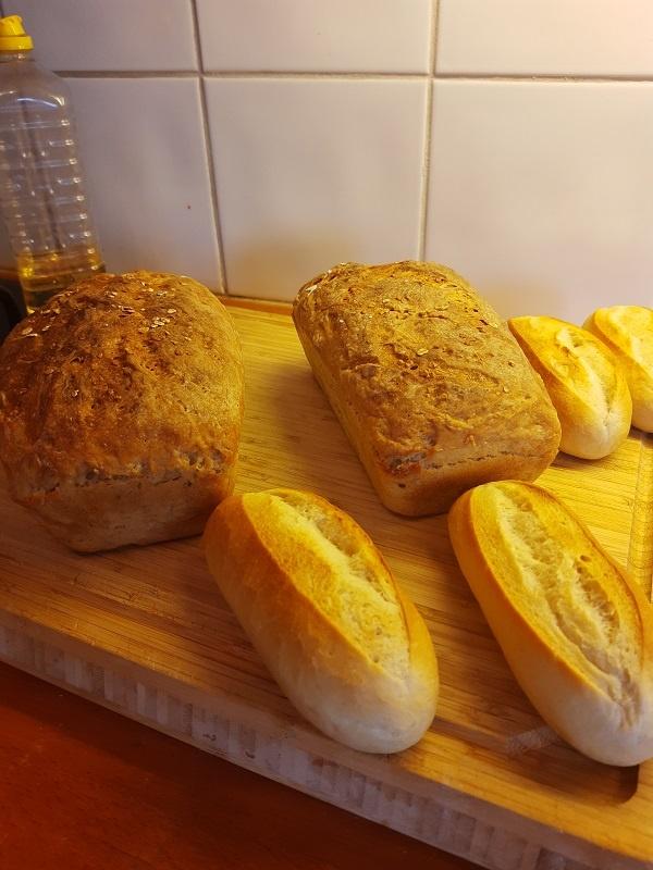 Spar over 5000 i året på brød!