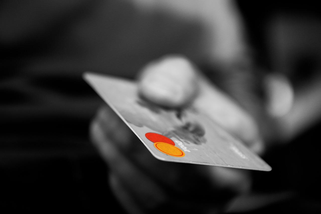 farene ved kredittkort