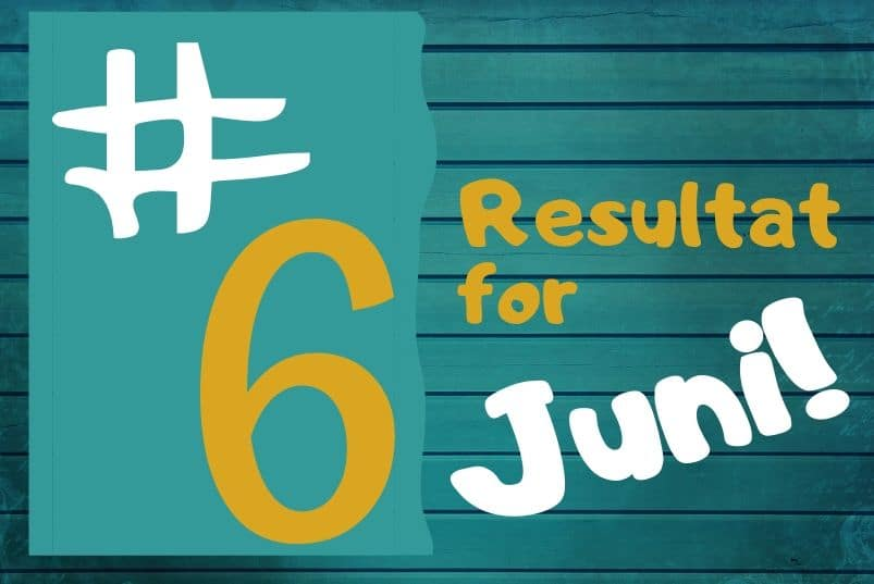 Resultat av Juni