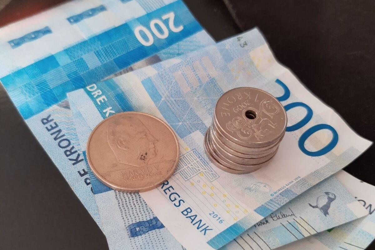 fordeler med kontanter