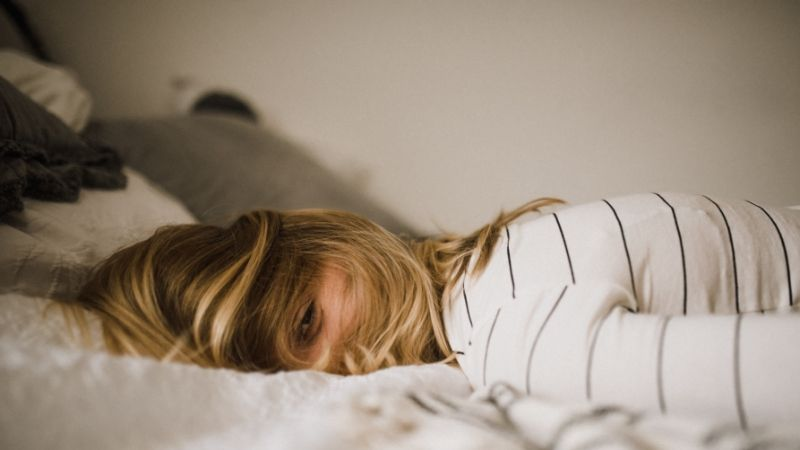 Unngå bekymringer og sov bedre om natten