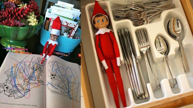 Rampe-Alven: Lag en kreativ og morsom julekalender til barna