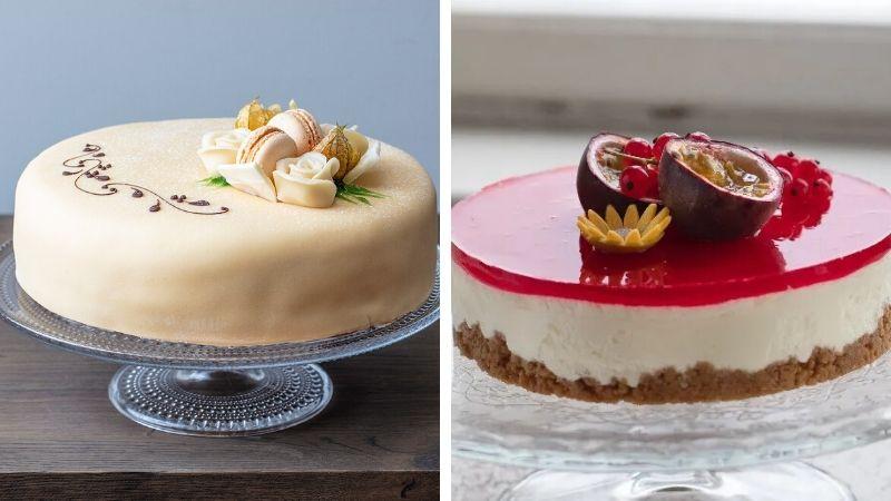 Bestille kake på nett – Spar tid i julestria
